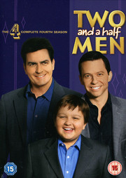 Two And A Half Men - Säsong 4