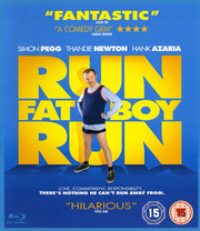 Run Fat Boy Run (Blu-ray) (ej svensk text)