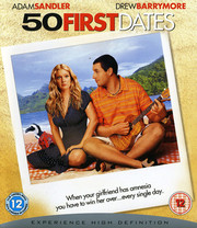 50 First Dates (Blu-ray) (ej svensk text)