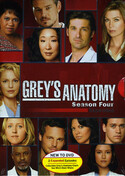 Grey's Anatomy - Säsong 4