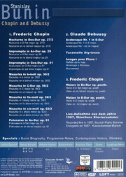 Stanislav Bunin- Chopin And Debussy