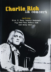 Charlie Rich - In Concert