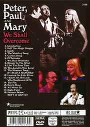 Peter, Paul And Mary - We Shall Overcome