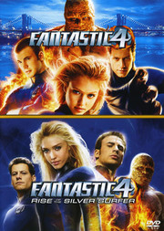Fantastic 4 / Fantastic 4 - Rise of Silver Surfer