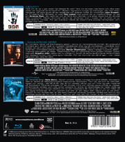Blu-ray Thriller Box (Blu-ray)