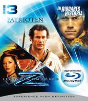 Blu-ray Adventure Box (Blu-ray)