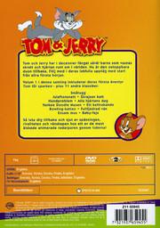 Tom & Jerry Den Klassiska Samlingen - Volym 1