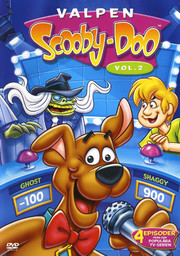 Valpen Scooby-Doo - Volym 2