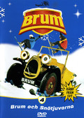 Brum 4 - Brum och Snötjuvarna