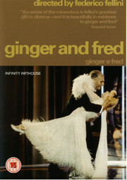 Ginger And Fred (ej svensk text)