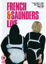 French & Saunders Live (ej svensk text)