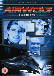 Airwolf - Season 2 (ej svensk text)