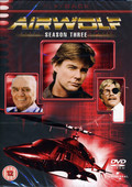 Airwolf - Season 3 (ej svensk text)