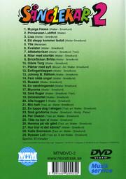 Mora Träsk - Sånglekar 2