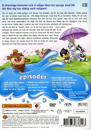Baby Looney Tunes - Volym 3 Puddle Olympics