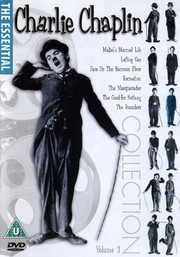Charlie Chaplin The Essential Collection - Volume 3