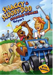 Shaggy & Scooby-Doo Spanar Vidare - Volym 1