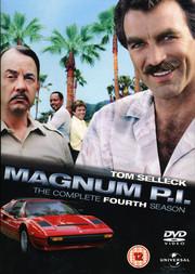 Magnum P.I. - Season 4 (ej svensk text)