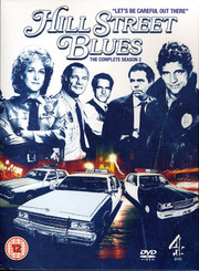 Hill Street Blues - Season 2 (ej svensk text)