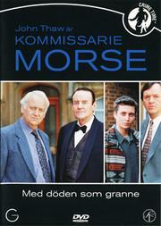 Kommissarie Morse - Med Döden Som Granne