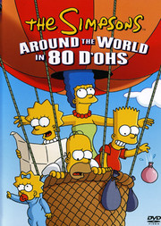 Simpsons - Around the World In 80 D'ohs
