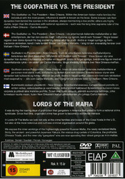 Lords of the Mafia: The Godfather Vs. the President