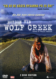 Morden Vid Wolf Creek (2-disc)
