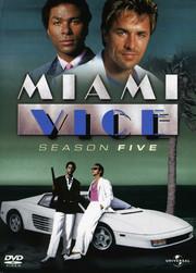 Miami Vice - Säsong 5