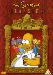 Simpsons - The Last Temptation of Homer