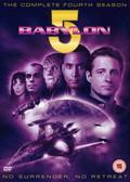 Babylon 5 - Season 4 (ej svensk text)