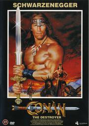 Conan - The Destroyer
