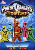Power Rangers Mystic Force - Volym 1 Broken Spell