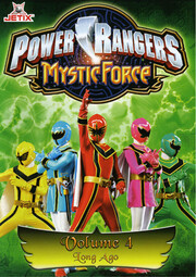 Power Rangers Mystic Force - Volym 4 Long Ago