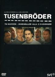 Tusenbröder - Hela Serien (5-disc)