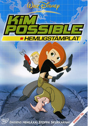 Kim Possible - Hemligstämplat