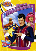 Lazy Town 2 - Ropa Dinosaurie