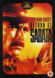 Return of Sabata (ej svensk text)