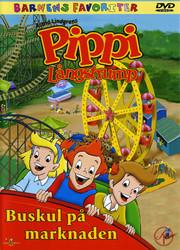 Pippi Långstrump - Buskul På Marknaden