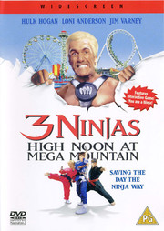 3 Ninjas - High Noon At Mega Mountain (ej svensk text)