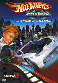 Hot Wheels Acceleracers - Volym 2 the Speed of Silence