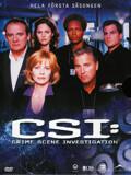 CSI Las Vegas - Säsong 1