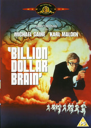 Billion Dollar Brain (ej svensk text)
