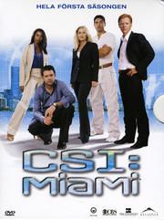 CSI Miami - Säsong 1