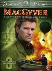 MacGyver - Säsong 3