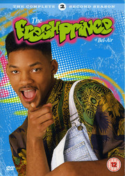 Fresh Prince of Bel-Air - Season 2 (ej svensk text)