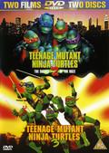 Teenage Mutant Ninja Turtles 2 & 3 (ej svensk text)