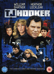 T.J. Hooker - Season 1 & 2 (ej svensk text)