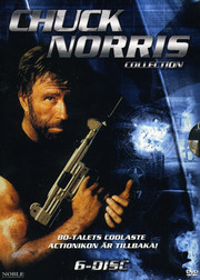 Chuck Norris Collection (6-disc)