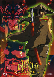 Ninja Scroll - Volym 3 Deliverance