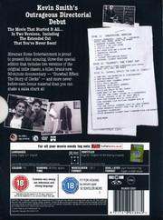 Clerks - 10th Anniversary Edition (3-disc) (ej svensk text)